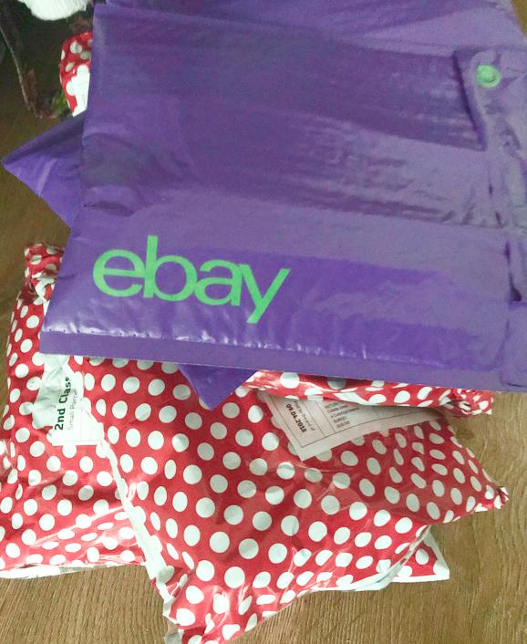 more ebay parcels