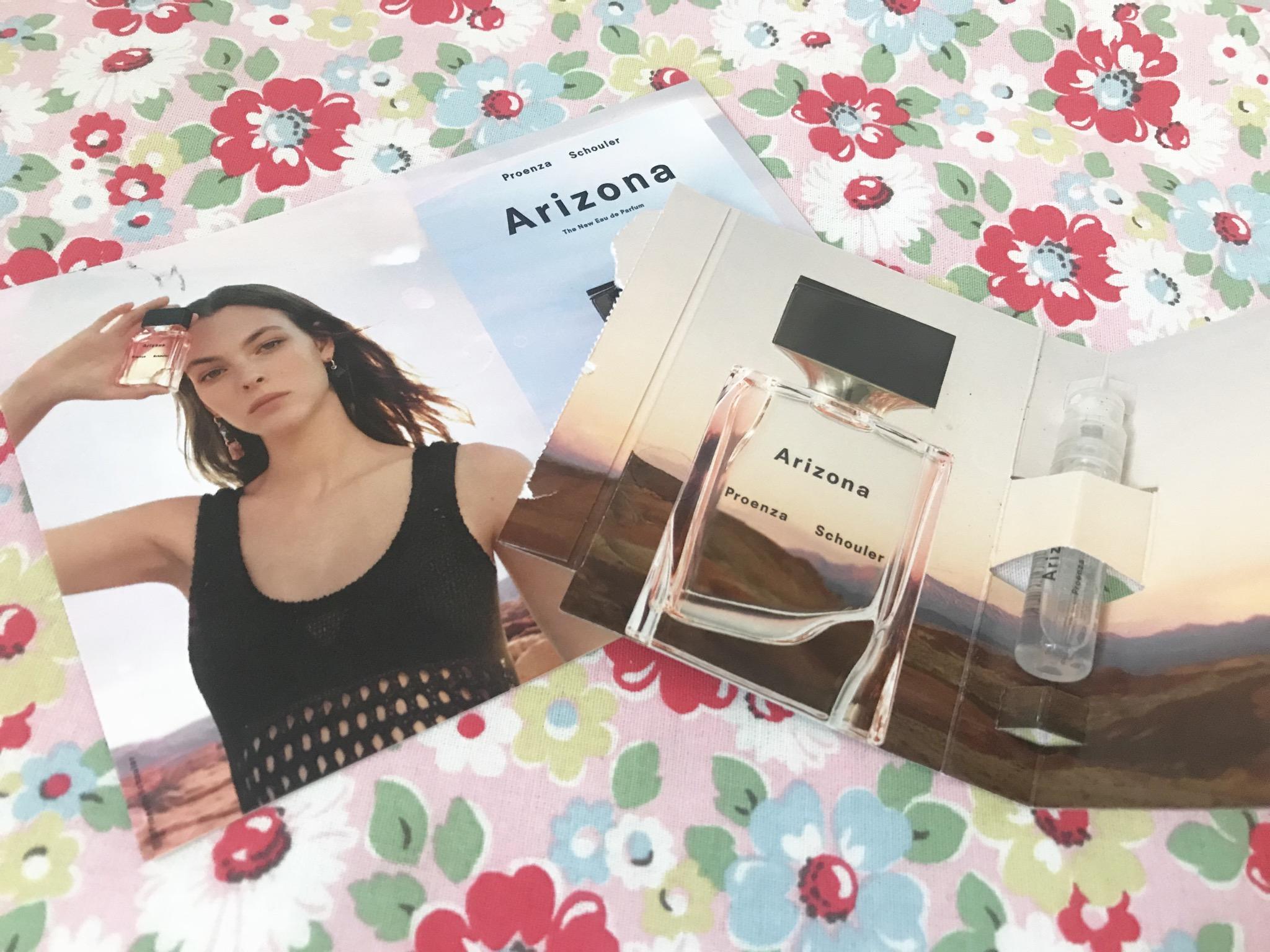 free Arizona perfume