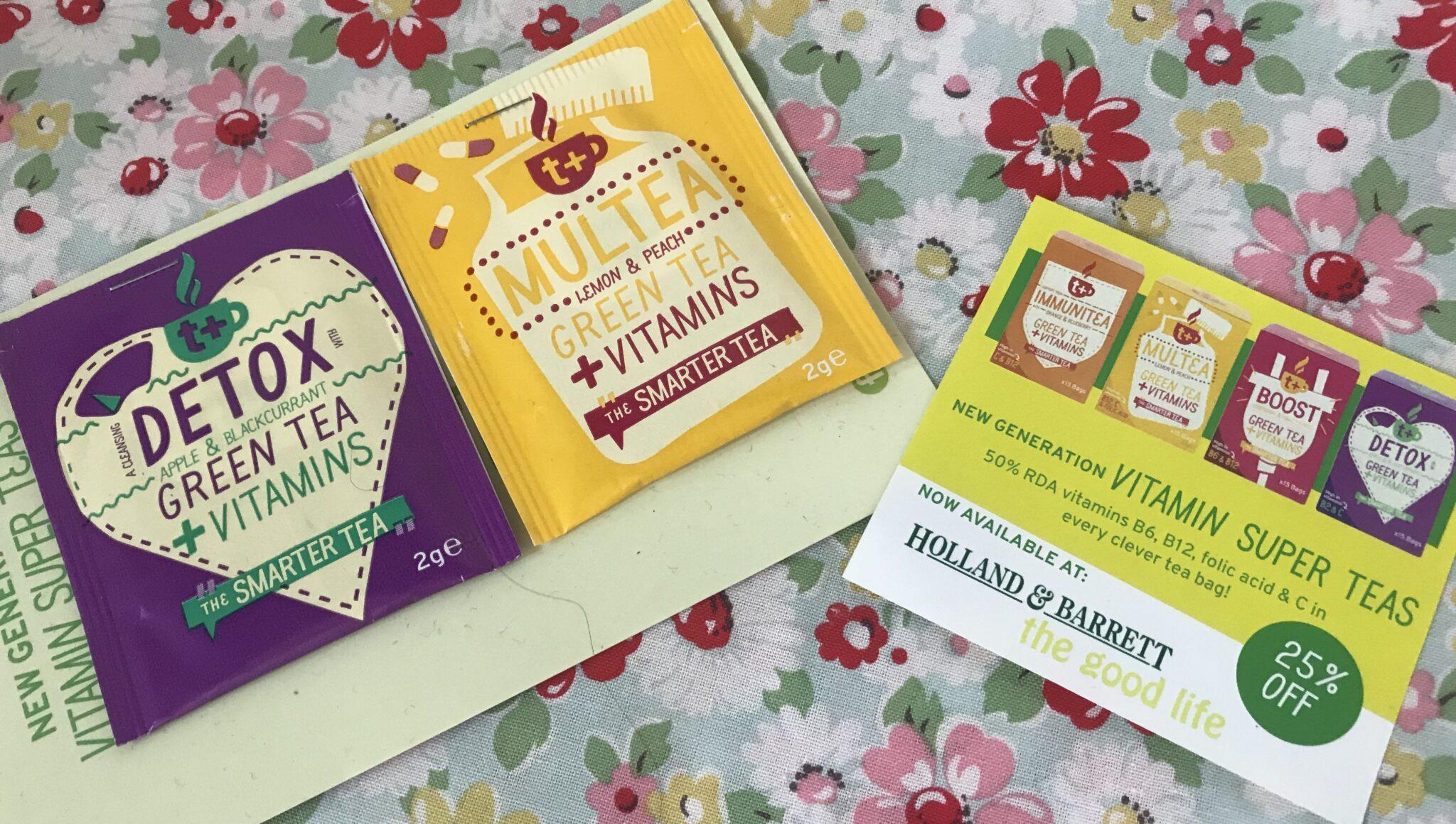 free detox tea samples