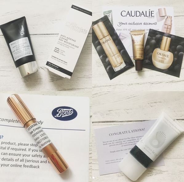 Mar beauty freebies