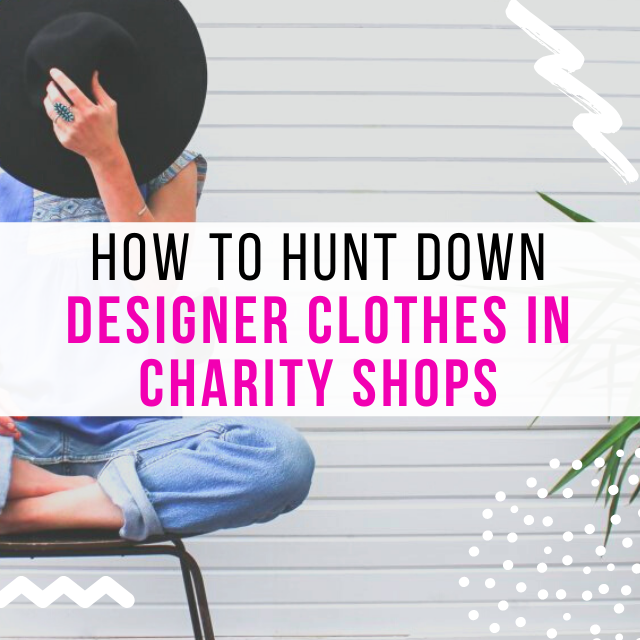 find designer clothes in charity shops (1)