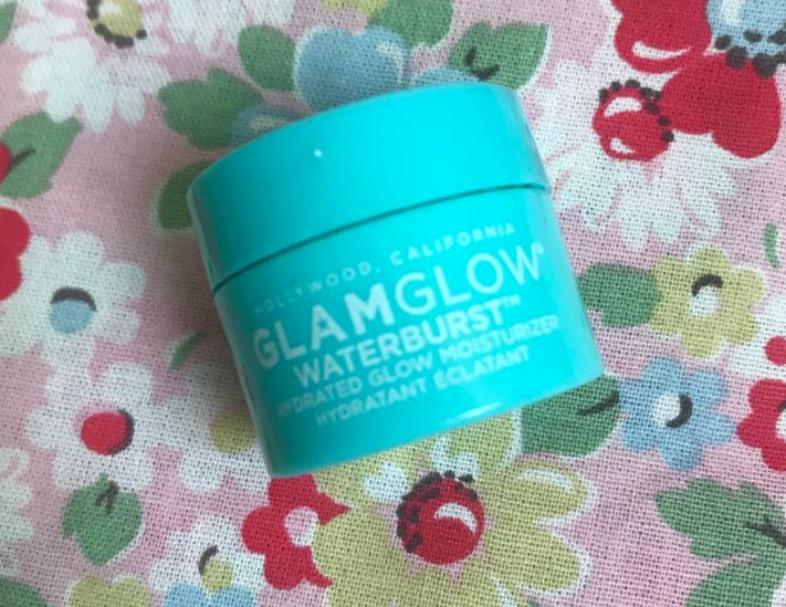 free glamglow moisturiser