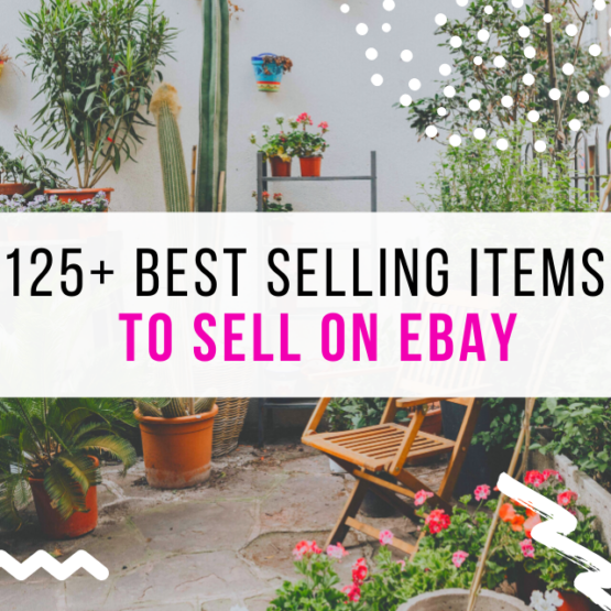 what to sell on ebay for quick cash