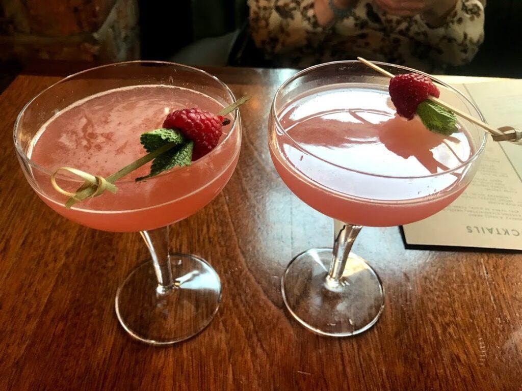 free birthday cocktail