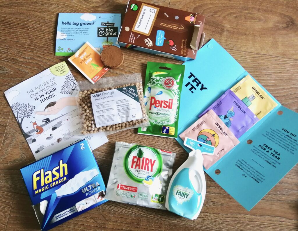 freebies by mail